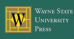 The logo for Wayne State University Press, in gold and dark green